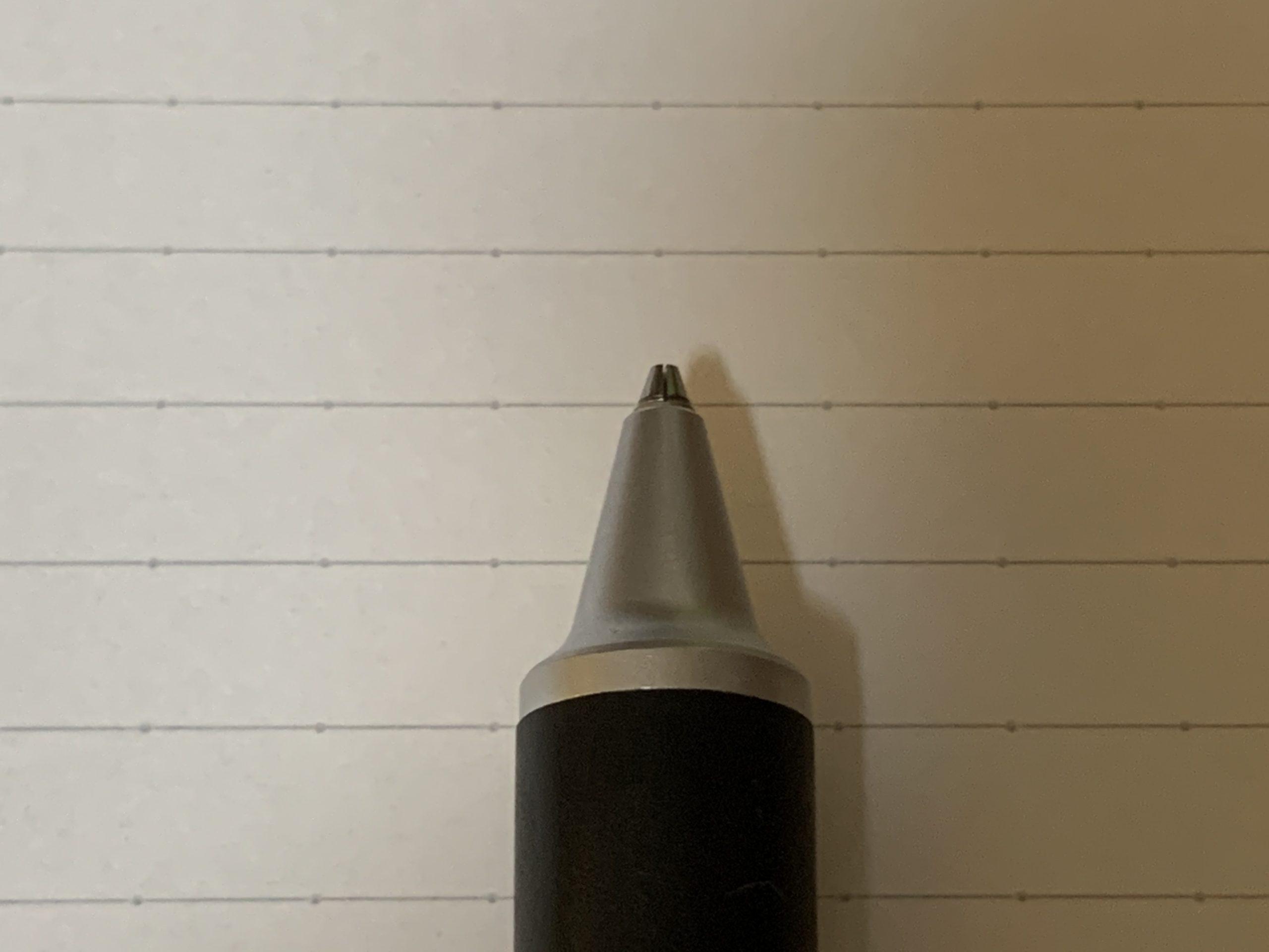 オレンズ新メタルグリップシャーペン